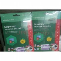 Kaspersky Internet Security 3 User 2017 (Kis 3 User)