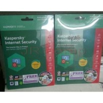 Kaspersky Internet Security 1 User 2017 (Kis 1 User)
