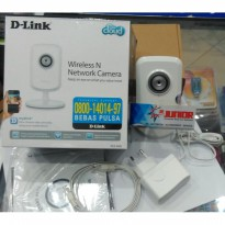 Camera CCTV IP D-Link TYPE DCS-930L ( MURAH ) NEW