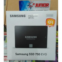 HDD SSD SAMSUNG 750 EVO 500GB Sata III NEW