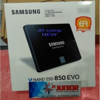 HDD SAMSUNG SSD 850 EVO 250GB (with 3D V-NAND)
