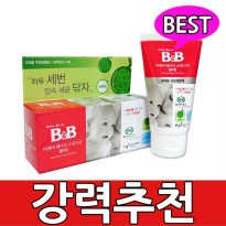 [I1] [best] Boryeong Nook B & B Clean oral gel type [melon flavor]-40g 3 bundle / Children Toothpaste / Boryeong / toddler toothpaste