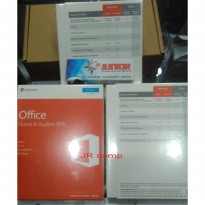 Microsoft OFFICE Home&Student 2016 ORI