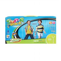Mainan Anak Microphone The Super Voice 2 People Edition - Standing Microphone MURAH