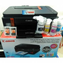 Printer Canon PIXMA G2000 All-in-One Ink Tank