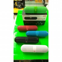 Speaker Bluetooth Portable Beats PiLL