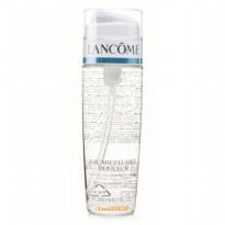 LANCOME EAU MICELLAIRE DOUCEUR EXPRESS CLEANSING WATER FACE, EYES, LIPS 200ML