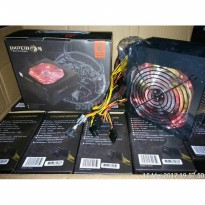 POWER SUPPLY EXTREME SERIES IMPERION 550W for GAMER (Supp 6 pin)