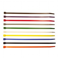NYLON CABLE TIE SIZE 2,5 X 100MM 100PCS