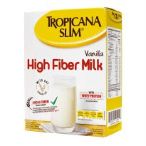 Tropicana Slim High Viber Milk Vanilla 180g