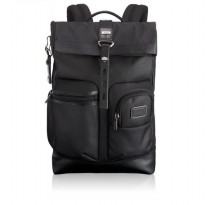 TUMI Alpha bravo 222388 Luke Roll Top Backpack /laptop bag