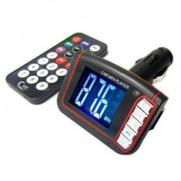 MP4 Car FM Transmitters with LCD