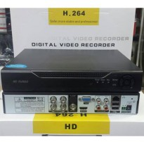 DVR 1080 4 CH SUPPORT AHD