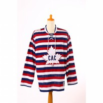 Reebok Men's Monterial Canadiens CAC Hockey Jersey