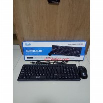 Itech Multimedia Super Slim Combo Keyboard and Mouse (GT-KB01CM)