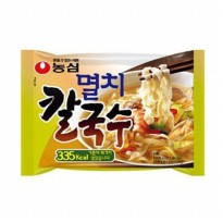 Nongshim Kalkuksu Myolci (Noodle Soup with Dried Anchovy Broth) 98 GR