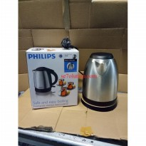 Philips Daily Collection Kettle Pemanas Air 1.5L 1800W (HD9306)
