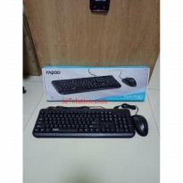 Rapoo Keyboard and Optical Mouse Combo (NX-1700)