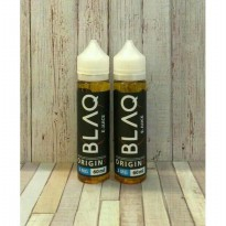 LIQUID PREMIUM BLAQ IMPORT USA RASA STRAWBERRY CREAMY, ISI ULANG VAPE