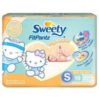 Sweety Fit Pants Baby 20/18'S Uk small