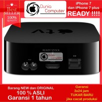 Apple TV 4 atau 4th Generation 64GB Garansi internasional 1tahun (BNIB)