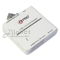 E-PRO Card Reader All In One USB 3.0