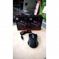 Havit Magic Eagle Optical Gaming Mouse with LED (HV-MS736)