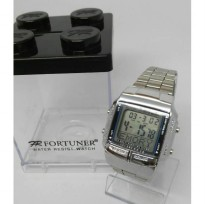 jam tangan wanita / cewe fortuner original anti air