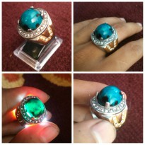 CINCIN BATU BACAN DOKO TOTOL HQ SUPER BODY GLASS