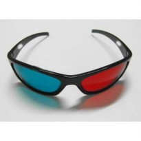 [macyskorea] 3Dstereo Glasses 3D Glasses - Generic Red/Cyan Anaglyph Glasses/8746680