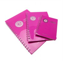 Soho Winter Pink Buku Tulis [3 Pcs]