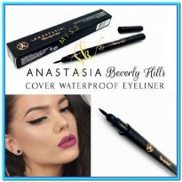(Eye Liner) Eyeliner cover waterproof anastasia beverly hills / eye