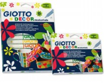 Giotto Decor Materials Spidol Lukis isi 12 Warna