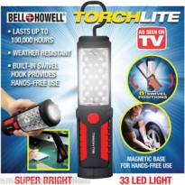 TORCHLITE as seen TV ( Lampu Darurat )