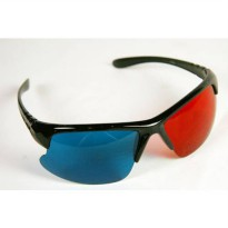 [macyskorea] 3D Glasses Direct 3D Glasses - Red/Cyan for all 3D Images That use Red/Cyan -/8746109