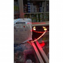 Bossecom LED Strip 5M 3528 L60 12V IP44 Merah (Red)