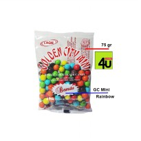 L'AGIE Golden City - Mini Rainbow Chocolate Balls - 75g