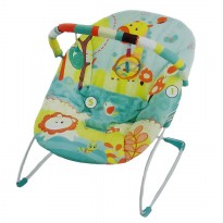 Mastela Baby Bouncer Music & Soothe Green