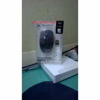 Micropack Mouse Wireless 2.4G Black (MP-776W)