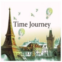 My Craft ST 7780 Colouring Books Times Journey