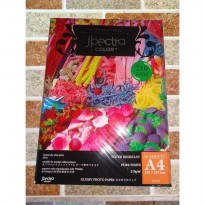Glossy Photo Paper / Kertas Foto Spectra Color A4  210GSM