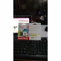 Sandisk Ultra Micro SDHC 16GB Class 10 (with Adapter)