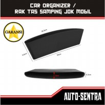 Car Organizer /Rak Tas samping jok mobil/ Gap Pocket Seat Holder