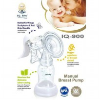 IQ Baby 900 Breast Pump Manual ASI Butterfly | Pompa Ma