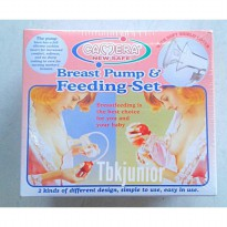 Breast Pump N Feeding Set ( Camera )