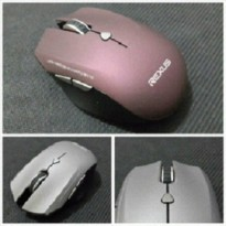 Mouse Gaming Wireless Rexus 110A Avenger