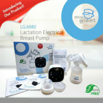 Little Giant Lactation Breastpump Electric Plus Manual
