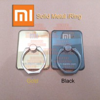 Iring Stent Xiaomi Bahan Besi (Good Quality)|Phone Holder|Ring Stand|Phone Stand Xiao Mi