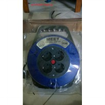 Jual Kabel Roll Cable Reel Kabel Box 15M (M-15) MEET