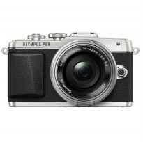Olympus Digital Camera Pen EPL7 FL-LM1 with 14-42mm II R + BCL 0980